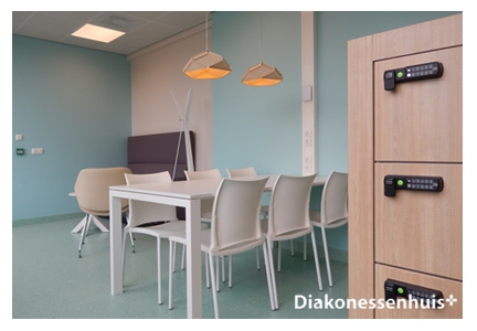 Lighting OK Diakonessenhuis, Zeist