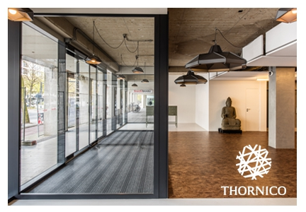 Lighting Plan Thornico Building Rotterdam