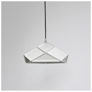 11. Solid Lampshade Bright White