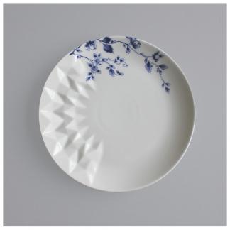 09. Breakfast Plate 'Blauw Vouw'