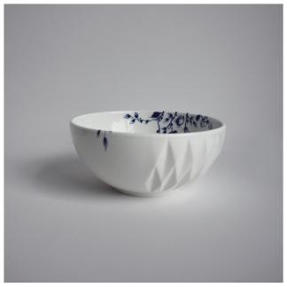 07. Cereal Bowl 'Blauw Vouw'