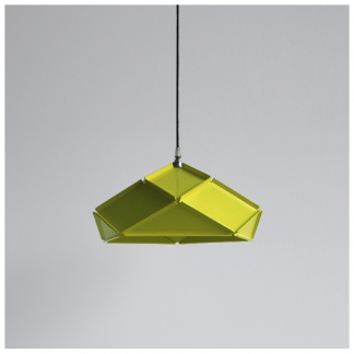 10. Solid Lampshade Bright Yellow