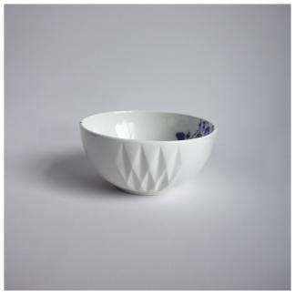 06. Yoghurt Bowl 'Blauw Vouw'