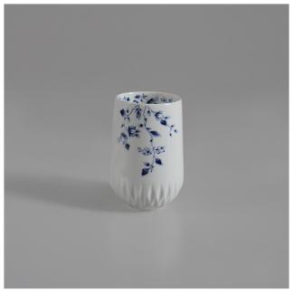 03. Cappuccino mug 'Blauw Vouw'