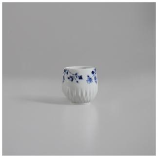 01. Espresso cup 'Blauw Vouw'