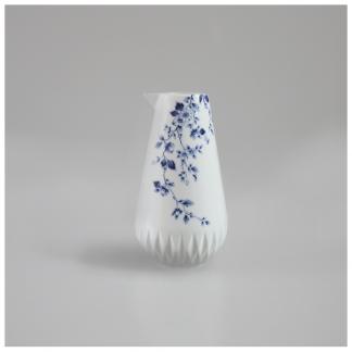 04. Jug & Vase 'Blauw Vouw'