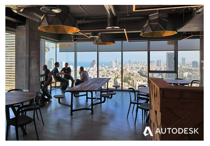 Autodesk Offices Tel Aviv