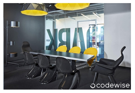 Lighting Codewise Offices Krakow