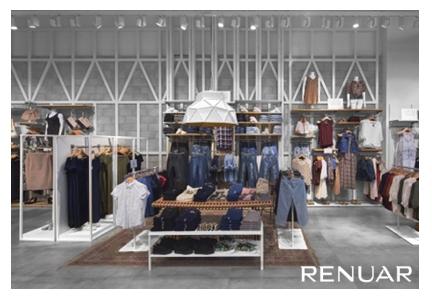 Apollo Lampshades Renuar Store Tel Aviv